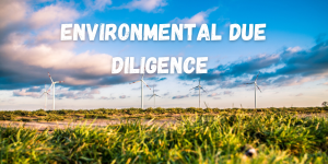environmental due diligence